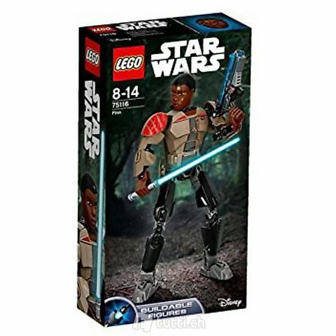 Lego Star Wars 75116 Finn NEU OVP