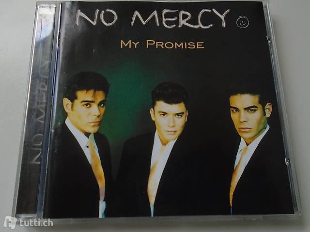 No Mercy, Euro Dance Pop, CD