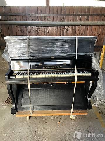 Pianoforte A Schmidt Flohr Bern