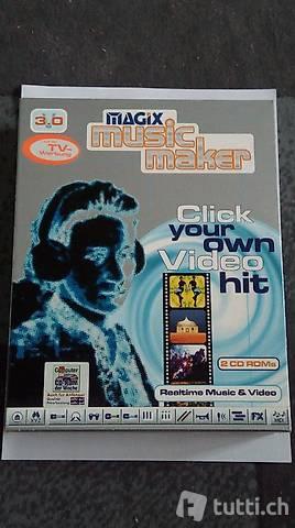 PC Software - Magic Music Maker