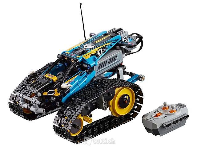 LEGO Technic 42095 Ferngesteuerter Stunt-Racer NEU und OVP