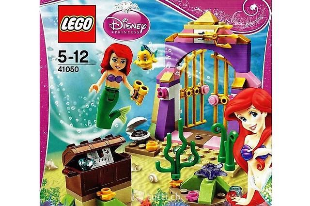 LEGO Disney Princess 41050 - Arielles geheime Schatzkammer