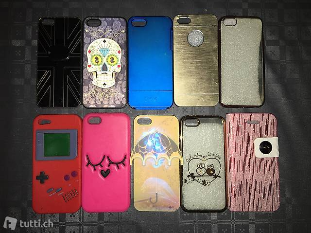 iPhone 5 / 5s Cover