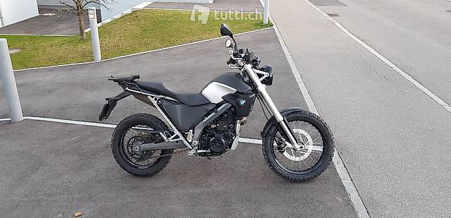 BMW G 650 X Country ABS