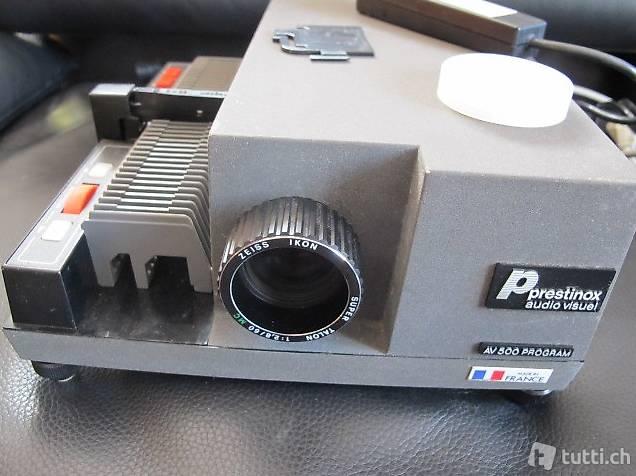 Diaprojektor Prestinox AV 500