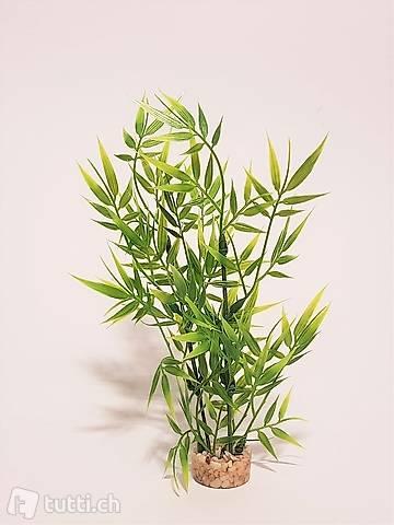 Deko Pflanze Bamboo Pick 25 cm, NEU und OVP!