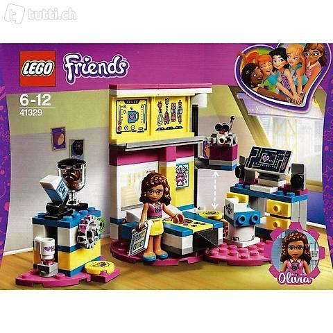LEGO Friends 41329 - Olivias grosses Zimmer