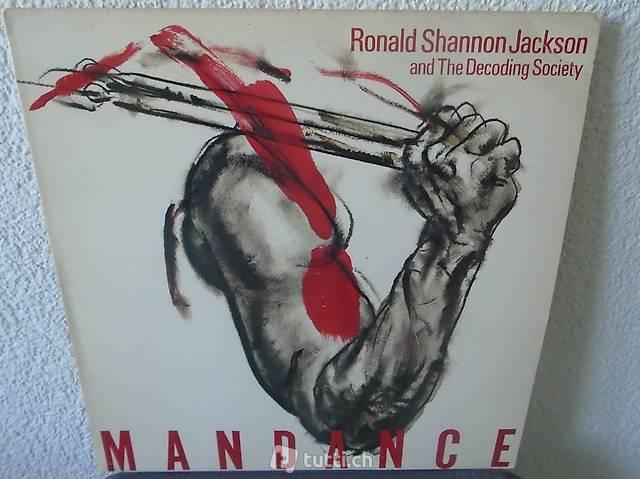 Ronald Shannon Jackson, Ex Ornette Coleman, Vinyl