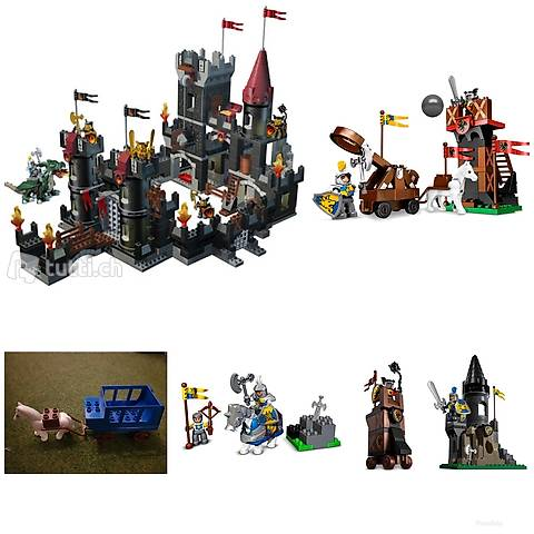 Lego Duplo Castle Megaset inkl. Versand CH