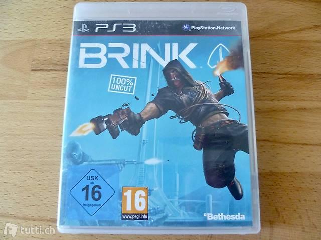 Brink - Sony PlayStation 3 PS3