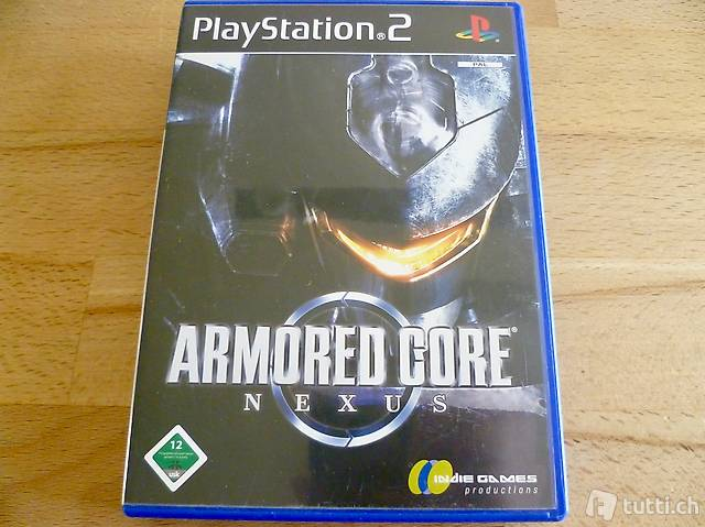 Armored Core Nexus - PlayStation 2 PS2