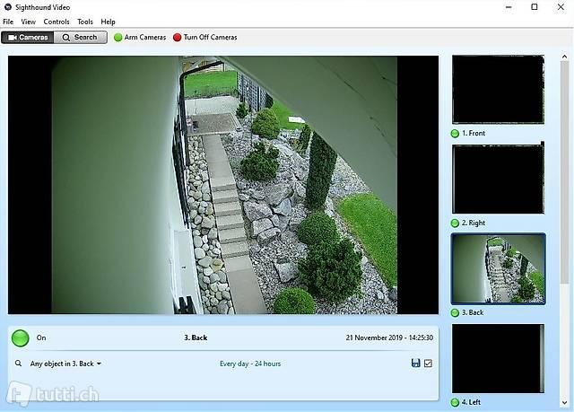 Überwachung Software Sighthound
