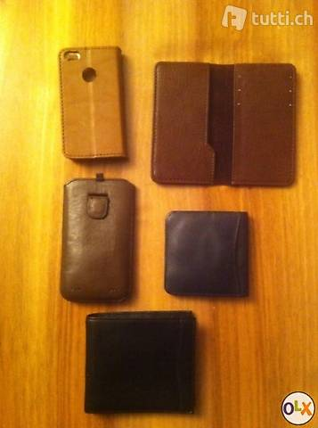 Portemonnai Handy Cover Hüllen Taschen