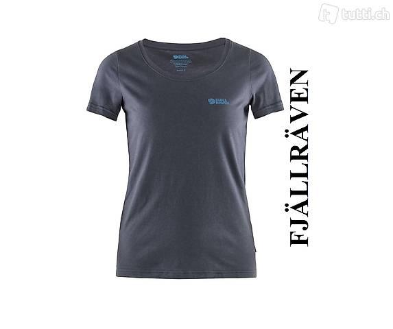 NEU Fjällräven T-Shirt Bio-Baumwolle Tragekomfort S - M