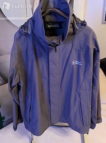 Sherpa Outdoor Jacke Model Teray Grau