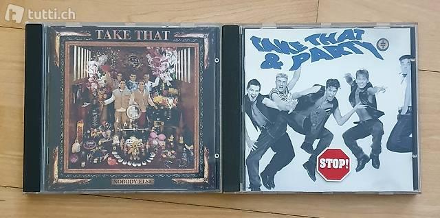 Take That CD aus alten Zeiten