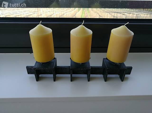 Kerzenständer aus Schmiedeeisen