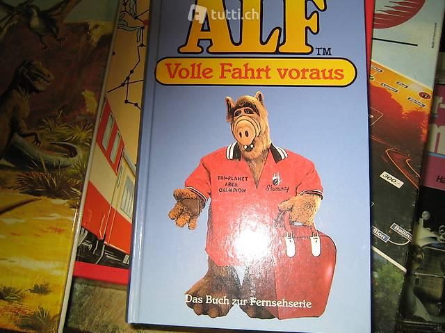 Kinderbücher von ALF immer beliebt