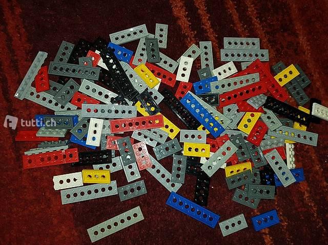 Lego Technik 130+ Lochplatten