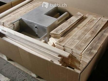 Hot Pot Badebottich Badezuber Als Bausatz In Basel Kaufen