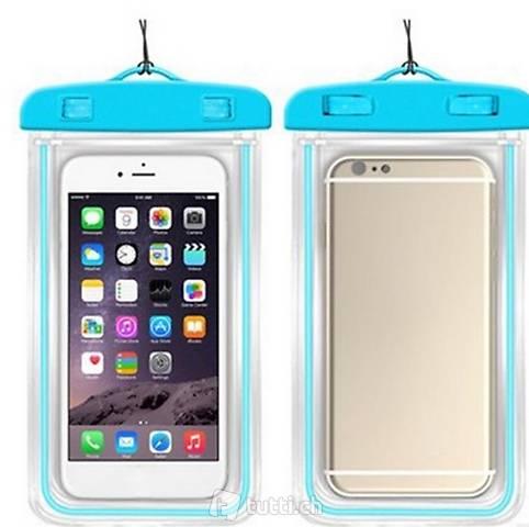 Wasserdichte Universal 6 Zoll Smartphone Schutzhülle Beutel