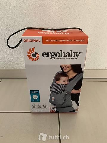 Babytrage Ergobaby Neu
