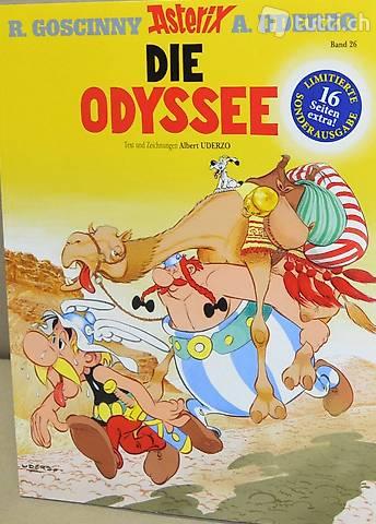 Asterix Nr. 26: Die Odyssee - Einmalige Sonderauflage