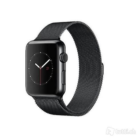 Portofrei Space Schwarz 38mm Apple Watch Armband Für Apple-