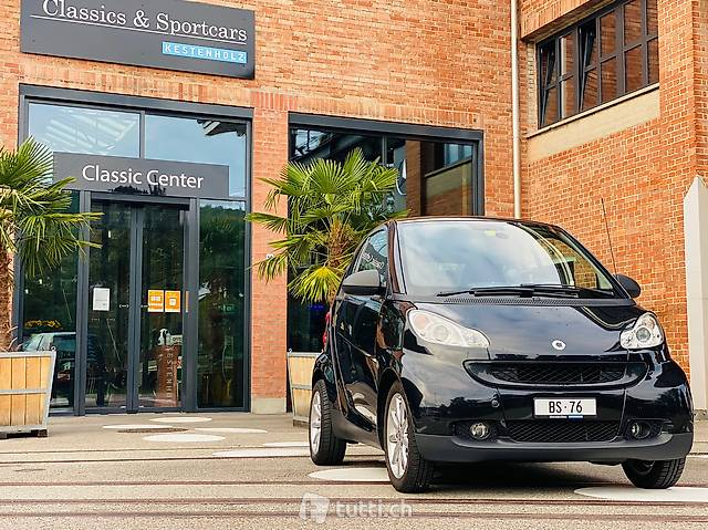 Smart Fortwo Coupe Automat Frisch ab Mfk