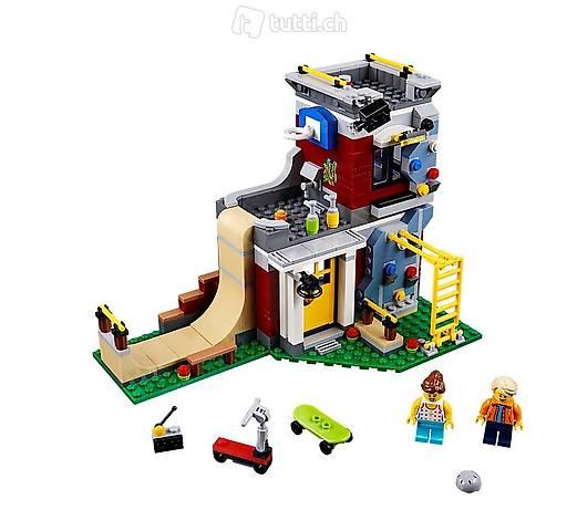 LEGO Umbaubares Freizeitzentrum - NEU (31081)