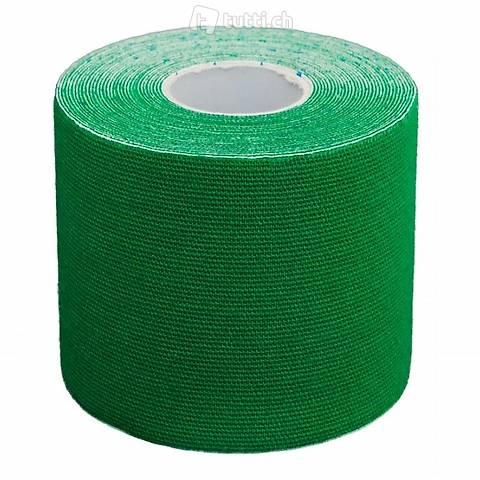 1x Kinesio-Tape 7,5cm Farbe : dunkelgrün