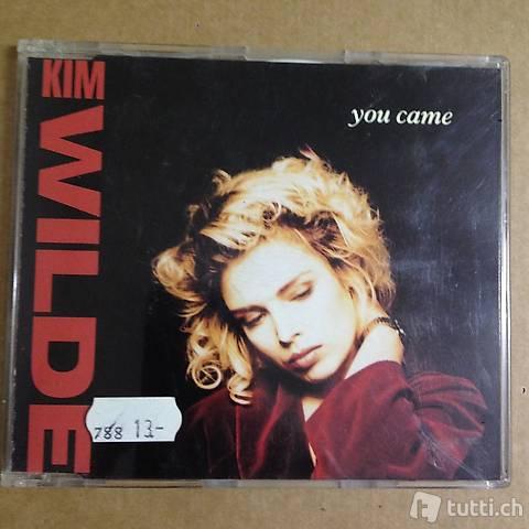 "Kim Wilde - you came (ger. pressing 3 trk 1 mini-cd 3"" + ada"