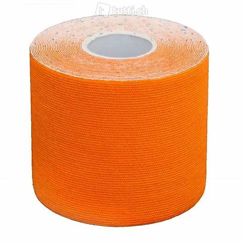 1x Kinesio-Tape 7,5cm Farbe : orange