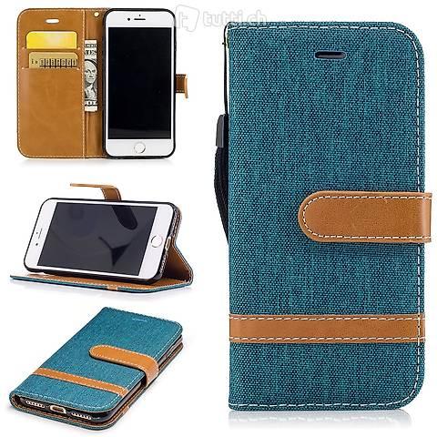 IPHONE 6S Housse Flip Etui Cover Case Wallet Hülle Schutz V.