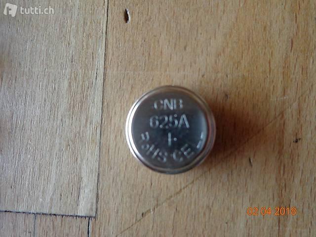 piles boutons 625A/ LR9/ 625U/ PX625A/ KA625/ R625/ V625U