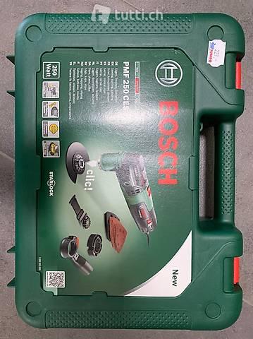 Bosch Multi schleifmaschine Neu