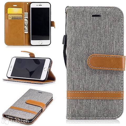 IPHONE 6S Housse Flip Etui Cover Case Wallet Hülle Schutz G