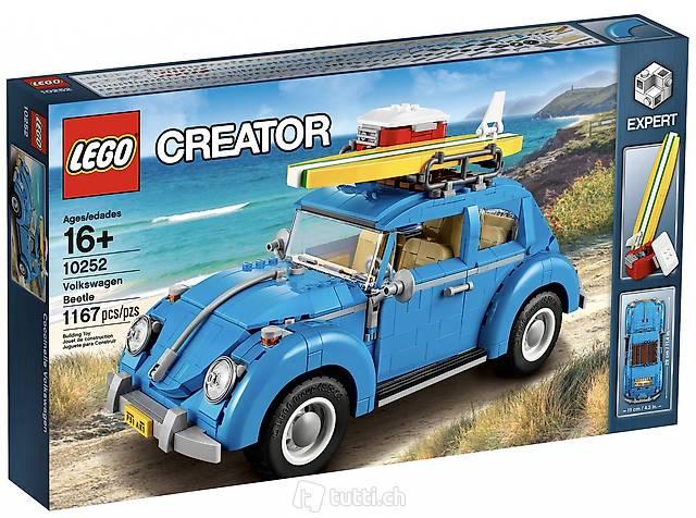 Lego 10252 VW Käfer - Lego Creater Expert - NEU & OVP
