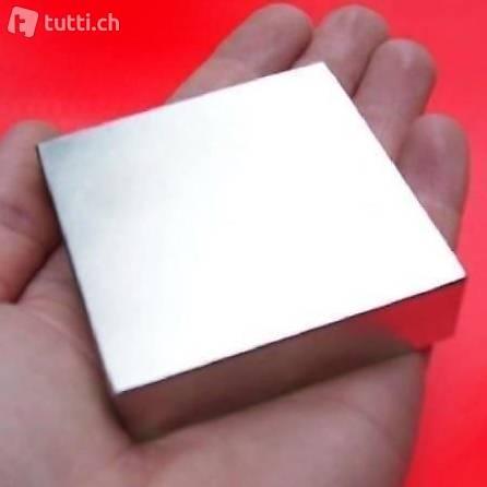 NEU Neodym Power Magnet Zugkraft ca. 380 kg SUPERMAGNET