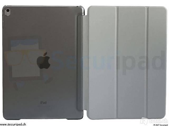 Etui pour iPad Air 1 ou Air 2 ou Pro 9.7 ou iPad 2017 - Gris