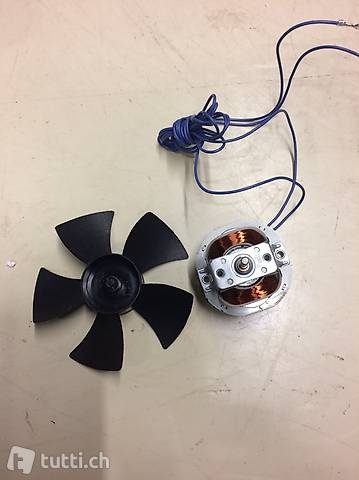 Ventilator für alle Philips Sunmobile, HB 850, HB 851, etc
