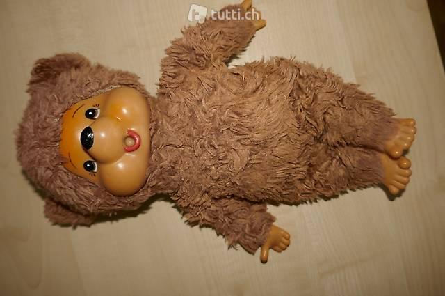 Monchhichi Wuschel