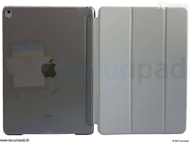 Astuccio per iPad Air 1 o Air 2 o Pro 9.7 o 2017 - Grigio