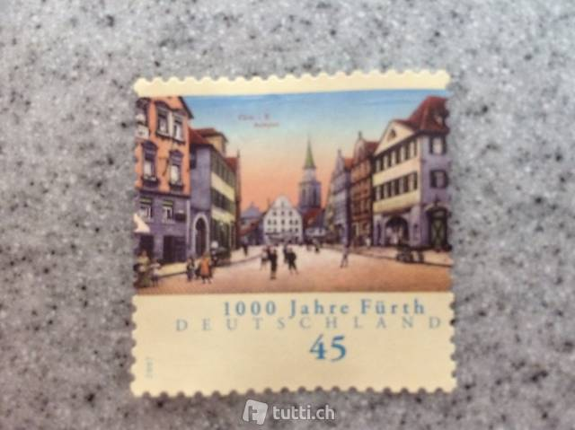 240 neue Briefmarken Deutschland 0.45 Euro