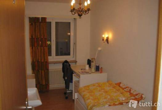 small, quiet, furnished student room in Nierderdorf