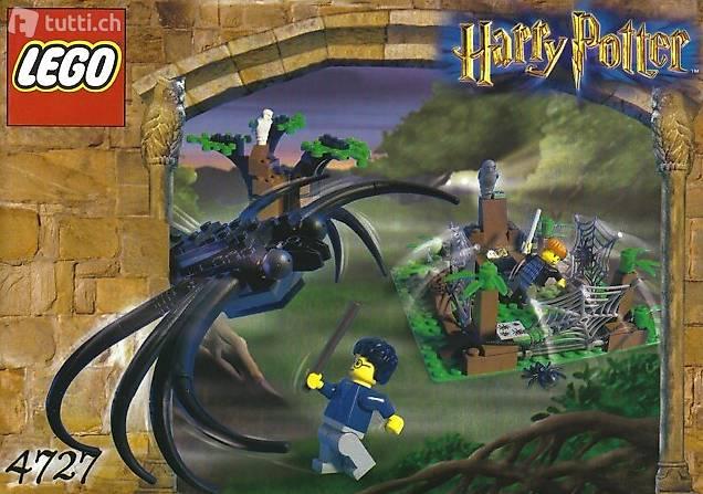 Lego Harry Potter 4727 #10 Aragog in the dark forest