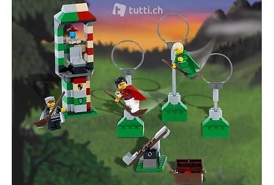 Lego Harry Potter 4726 #1 Quidditch Training