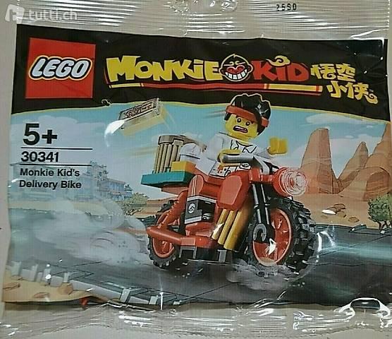 Lego Polybag Monkie Kid 30341 Bike