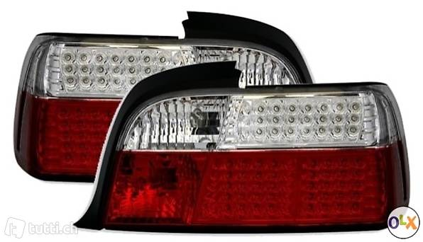BMW 3ER E36 COUPE CABRIO LED RÜCKLEUCHTEN LED HECKLEUCHTEN