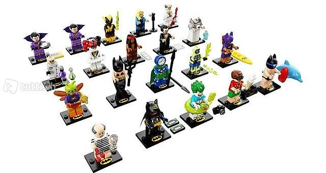 Lego Batman Serie 2 Komplette Serie, 20 Figuren